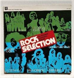 """画像1: 12""""/Vinyl/LP   ROCK SELECTION   For Pioneer Explosion Sound   ディープ・パープル/ヴァン・モリソン/ ファニー/ ゴードン・ライトフット /イエス/ ダニー・ハザウェイ/J.ガイルズ・バンド/ ロバータ・フラック   (1972)  WARNER BROS. RECORDS  ATLANTIC  歌詞カード付"""