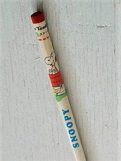 画像1: TOMBO トンボ鉛筆  SNOOPY スヌーピー&ウッドストク  HB  ©1958, 1965 UNITED FEATURE SYNDICATE.