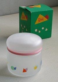 TOYO GLASS  Petit ぺティ  リングポット(M)  size: Φ9×H10(cm)