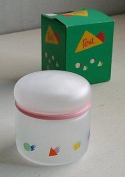 画像1: TOYO GLASS  Petit ぺティ  リングポット(M)  size: Φ9×H10(cm)