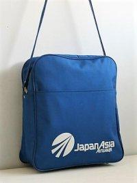 Japan Asia Airways  日本アジア航空  エアラインバッグ/ ショルダーバック