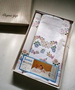 画像1: Sunmit  敷ふとんカバーセット(敷ふとんカバー、枕カバー2枚) size: 敷ふとん 105×195(cm)
