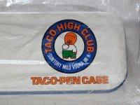 SUNTORY サントリー 樹氷  TAKO-HIGH CLUB  TACO-PEN CASE タコ缶ペンケース