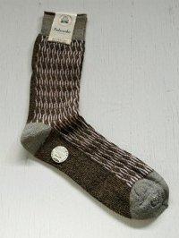 福助足袋株式会社  Fukusuke SOCKS 福助靴下  FRESH COLOR MODERN TONE   size: 25cm  ナイロン製