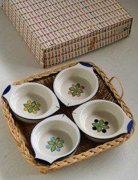 Rosier ロジエ オードブルフォーセット 陶器
