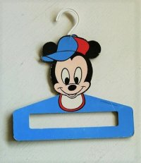 Mickey Mouse  ミッキージュニア キッズハンガー  ©Walt Disney company