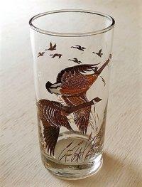Libbey Glass リビーグラス  Wild Goose ワイルドグース  各1個