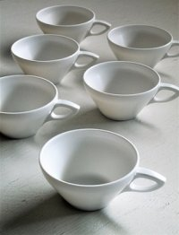 Watertown Lifetime Ware   MADE IN U.S.A.  Melamine Cup  メラミン製カップ ホワイト 6pc set