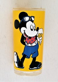 STOTTER INC.   MICKEY MOUSE ミッキーマウス  ビーチウェアスタイル  プラスチックタンブラー  size:Ø7.5×L15.8(cm)