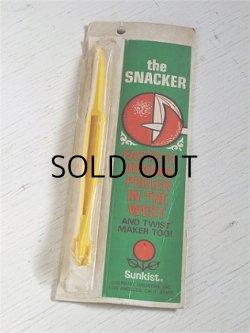 画像1: Sunkist  the SNACKER  ピーラー/皮むき