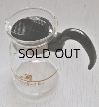 Brooke Bond Tea LONDON ENGLAND  ティーポット/ガラスサーバー  容量: 350ml