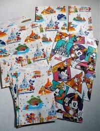 Tokyo Disnyland 東京ディズニーランド  紙袋 2種類     14枚セット