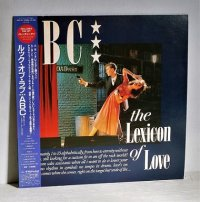 "LP/12""/Vinyl  THE LEXICON OF LOVE  ルック・オブ・ラブ  ABC  (1982)  mercury ‎帯、ライナー  ‎"