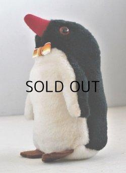 画像1: ORIENTAL TOY オリエンタルのマスコット ペンギン  size: L16.5×W11.5×D10(cm)