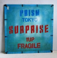 "LP/12""/Vinyl   SURPRISE  PRISM(和田アキラ、渡辺建、佐山雅弘、青山純)  (1980)  WB RECORDS  帯なし、ライナー付"