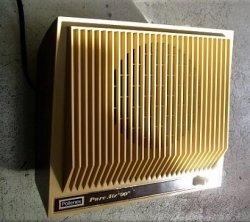 """画像1: 空気清浄機  Pollenex   Pure Air """"99"""" MOD.799"""