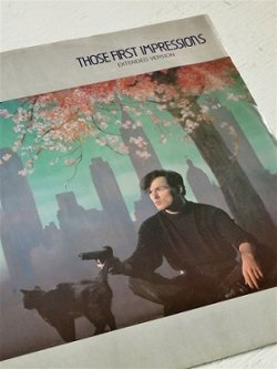 画像1: 12inch single/Vinyl/45 RPM  THOSE FIRST IMPRESSIONS EXTENDED VERSION/ THIRTEEN FEELINGS  ASSOCIATES (アソシエイツ) (1984)  WEA  U.K.