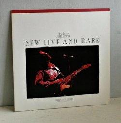 """画像1: LP/12""""/Vinyl  NEW LIVE AND RARE  Aztec Camera  アズテック・カメラ   (1988)  WEA  ライナー"""