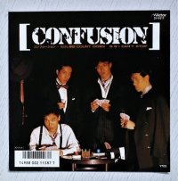 "EP/7""/Vinyl  CONFUSION コンフュージョン/I CAN'T STOP  たけし軍団COUNT DOWN (1987) Victor"