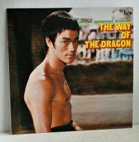 """LP/12""""/Vinyl  オリジナル サウンドトラック   THE WAY OF DRAGON ドラゴンへの道  ブルース・リー  (1981)  TAM  帯なし/ポスターなし"""