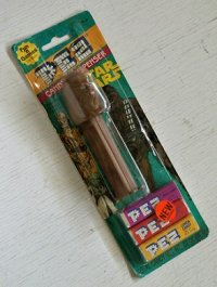 "PEZ ペッツ  CANDY&DISPENSER  ""STAR WARS"" スターウォーズ Chewbacca チューバッカ  MADE IN SLOVENIA  4.966. 305"