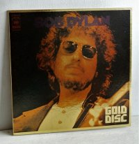 "LP/12""/Vinyl   BOB DYLAN ボブ・ディラン・ゴールドディスク  (1974)  CBS SONY  P8ピンナップ&歌詞カード付"