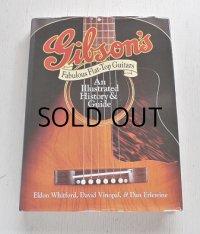 洋書 ハードカバー GPI BOOKS/Miller Freeman Books  Limited Edition  Gibson's Fabulous Flat-Top Guitars: An Illustrated History & Guide by Eldon Whitford   P207  (1994)