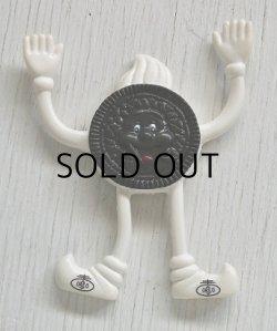 画像1: Nabisco Oreo Cookie Bendable Figure Magnet ナビスコ オレオ  ベンダブルマグネットフィギュア