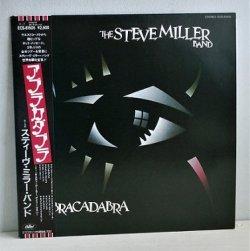 """画像1: LP/12""""/Vinyl   アブラカダブラ  スティーヴ・ミラー・バンド  (1982)  Capitol  帯、ライナー付"""