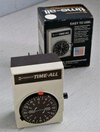 INTERMATIC  TIME-ALL D111 24h オートマティク タイマー