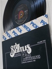 "LP/12""/Vinyl   THE BEATLES ビートルズ 1st LIVE RECORDINGS  HAMBURG, GERMANY, 1962  VOLUME TWO  (1979)  U.S.A."