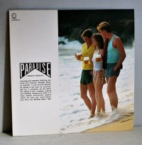 "LP/12""/Vinyle  PARADISE とにかくここがパラダイス MASAHIRO TAKEKAWA 武川雅寛  (1982)  Canyou   ポストカード仕様ライナー付"
