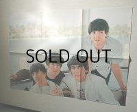 The Beatles ザ・ビートルズ  A1サイズ ポスター(LP 「The Beatles 1962-1966」)  (1973)