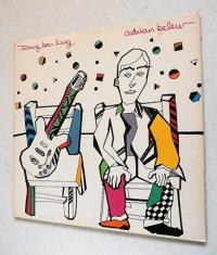 "LP/12""/Vinyl  Twang Bar King  エイドリアン・ビロウ  (1983)  ISLAND"