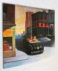 "LP/12""/Vinyl  クラッシュ  O.M.D. オーケストラ・マヌーヴァーズ・イン・ダーク  (1985)  ISLAND"