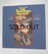 "LP/12""/Vinyl  Original Soundtrack    映画「タワーリング・インフェルノ」  ジョン・ウィリアムズ/モーリン・マクガヴァン  (1974)  Warner Bros.   ライナー付 "