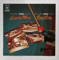 "EP/7""/Vinyl   TVドラマ『探偵物語』 ロンリーマン/バッド・シティ  SHOGUN(ショーグン) (1979) CBS SONY"
