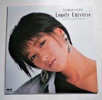 """LP/12""""/Vinyl   lonely universe   堀ちえみ  (1985)  CANYON  見開き歌詞カード付"""