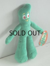 GUMBY ガンビー  ぬいぐるみ/ 人形   NJ CROCE company   Prema Toy Co.