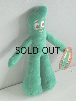 画像1: GUMBY ガンビー  ぬいぐるみ/ 人形   NJ CROCE company   Prema Toy Co.