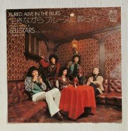 """画像1: EP/7""""/Vinyl  生きながらブルースに葬られ  別れの絆  平田隆夫とセルスターズ   (1974)  Dan"""