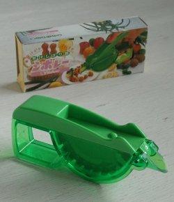 画像1:  果汁しぼり器  シボレ-  ナルトヤ
