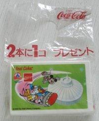 Tokyo Disenyland 5years  I feel Coke  カセットテープ  C46  NORMAL POSITION