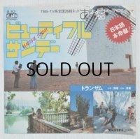 """EP/7""""/Vinyl   TV番組  「おはよう720 キャラバンII」テーマ  ビューティフル・サンデー  トランザム  (1976)  BLACK"""
