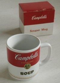 Campbell's CONDENSED SOUP  セラミックマグカップ