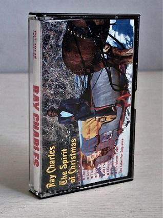 1 cassette the spirit of christmas ray charles cbs inc - Ray Charles The Spirit Of Christmas