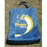 画像: Guam, U.S.A.  ショッピングロングバック