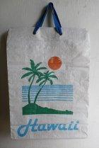 画像: Hawaii ナイロン製キャリーバッグ