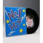 画像: フォトスタンド No.1 HiT レコード型 セラミック製品 EXCLUSIVE GIFTS 1984