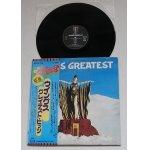 """画像: LP/12""""/Vinyl   WINGS GREATEST  ウイングス グレーテスト・ヒッツ  ポール・マッカートニー&ウイングス  (1978)  帯/オリジナルスリーヴ付"""